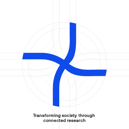 Transforming society through connected research