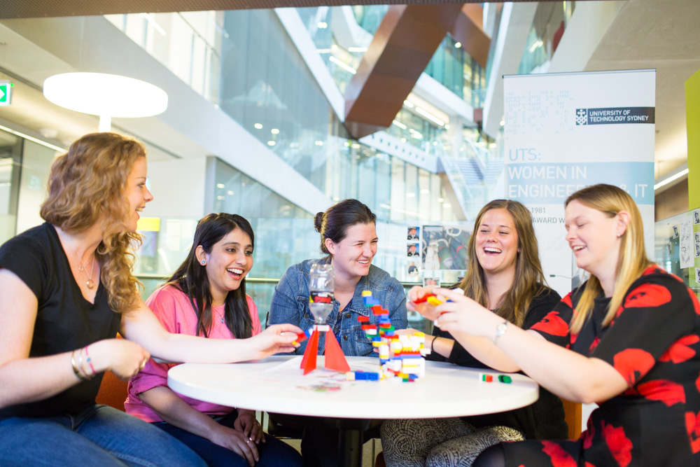 UTS Women in Engineering and IT Program