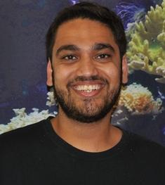 C3 PhD candidate Arjun Verna