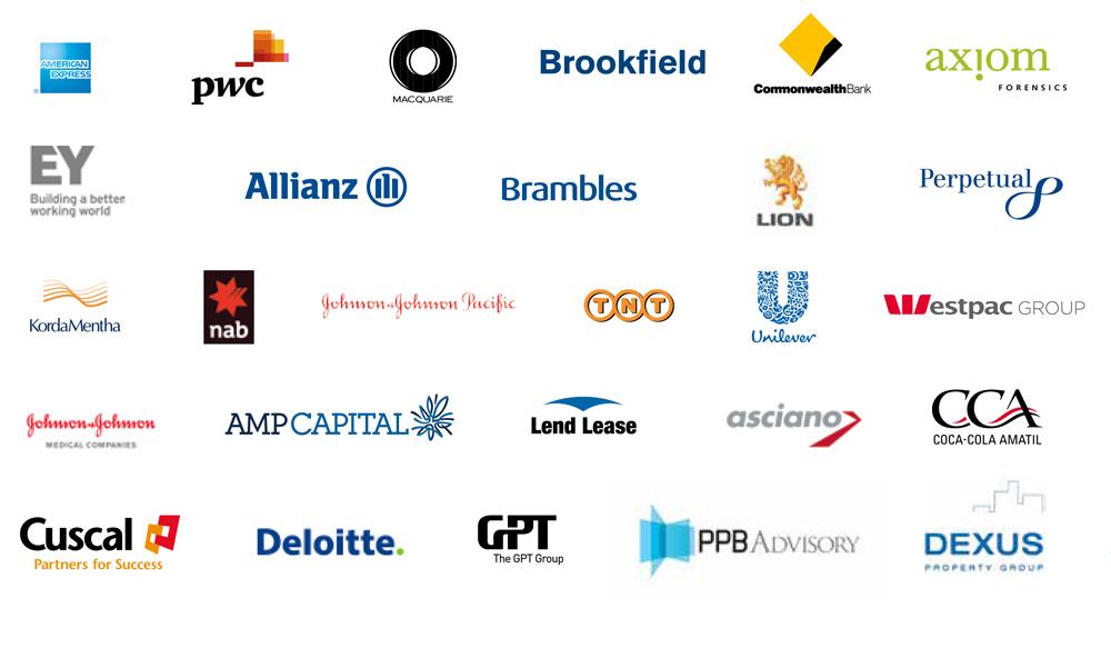 Bachelor of Accounting - Sponsors 2016