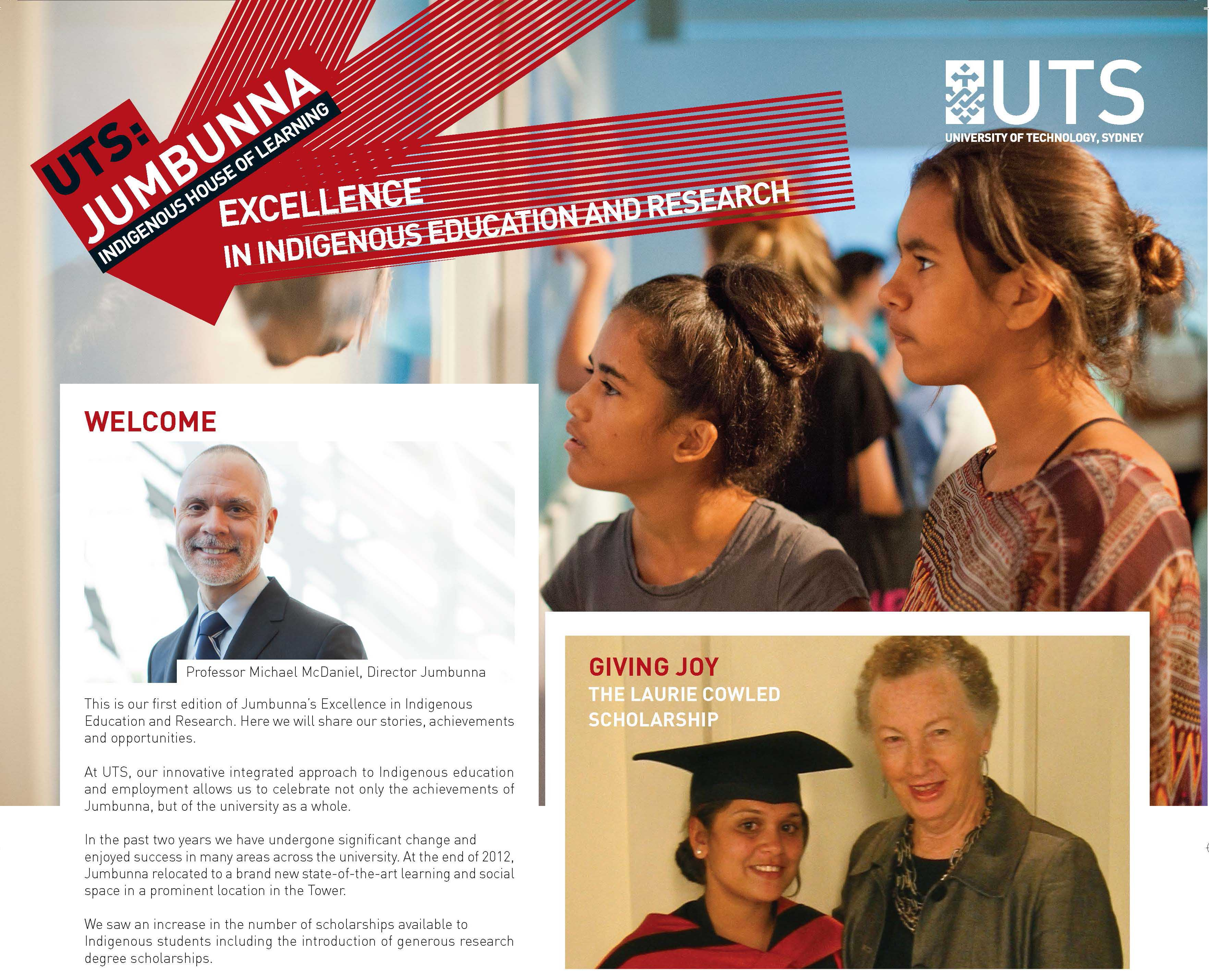 Indigenous Excellence in Education and Research