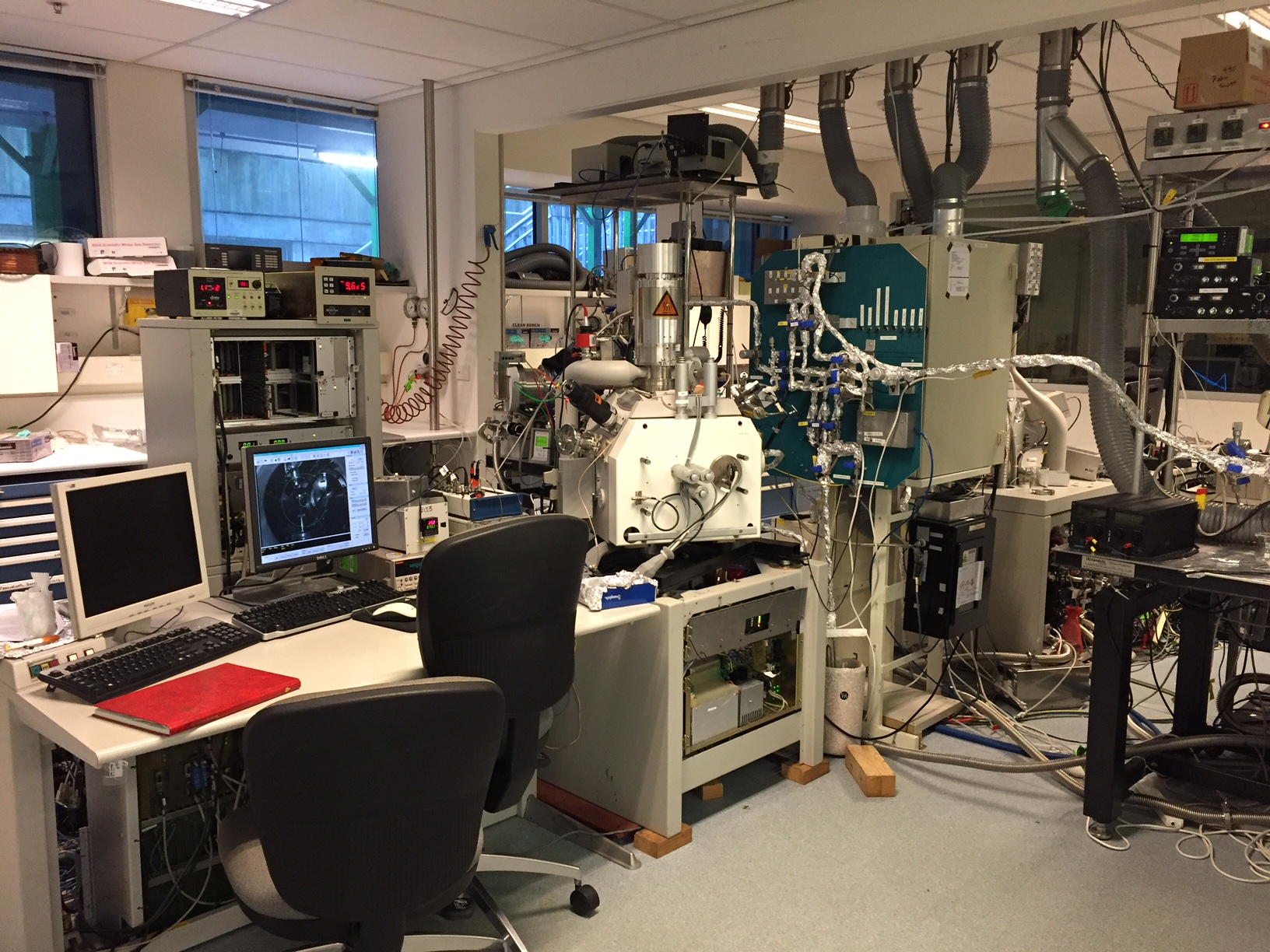 Image of beam chemistry lab