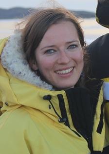 C3 PhD student Cristin Sheehan
