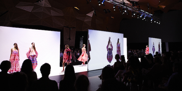 UTS Fashion and Textiles 2014 runway show