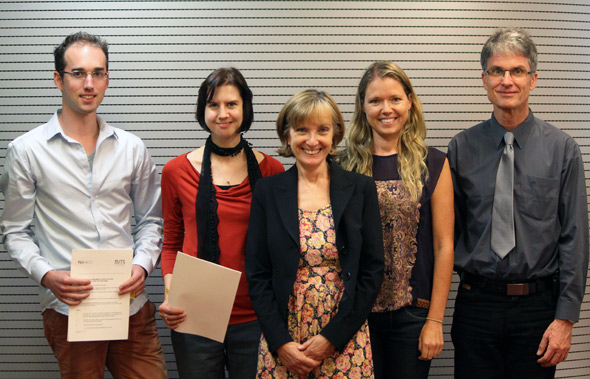 Joint PhD-program between UTS and Eindhoven University of Technology