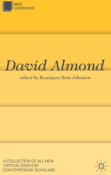 David Almond book cover