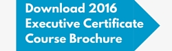 Download 2016 Executive Certificate Course Brochure