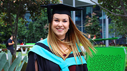 UTS:Education graduate