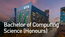 Study Computing Science (Honours) at UTS