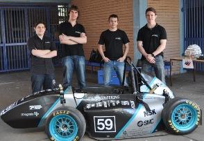 F1 racing in schools