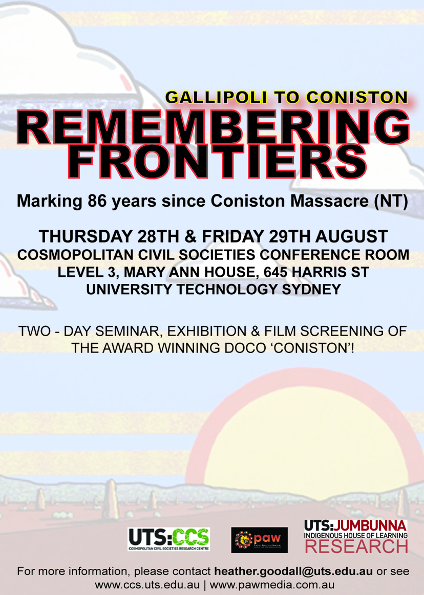 remembering frontiers flyer-front