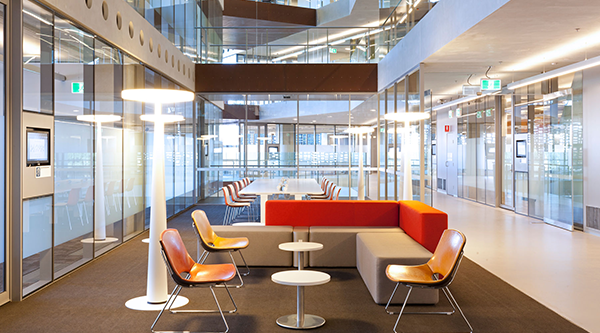 Everyone is encouraged to explore the new FEIT Building