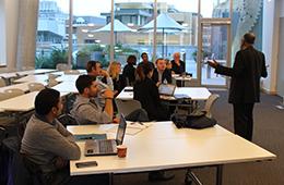 UTS Business Practice Circle of Wisdom presentation