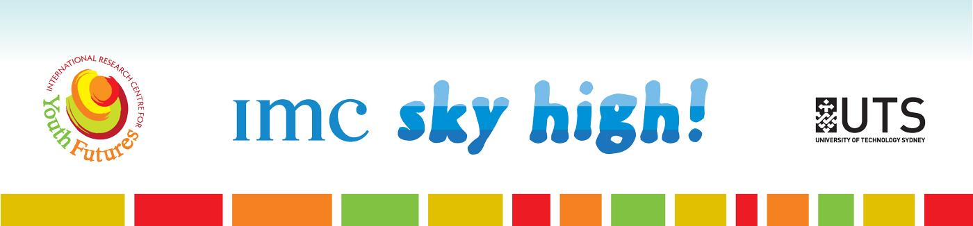 IMC Sky High logo