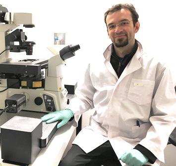 C3 marine microbiologist Jean-Baptiste Raina