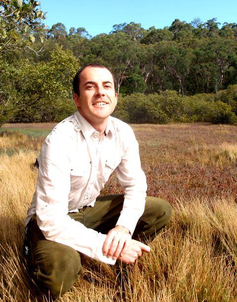 C3 PhD candidate Jeffrey Kellaway