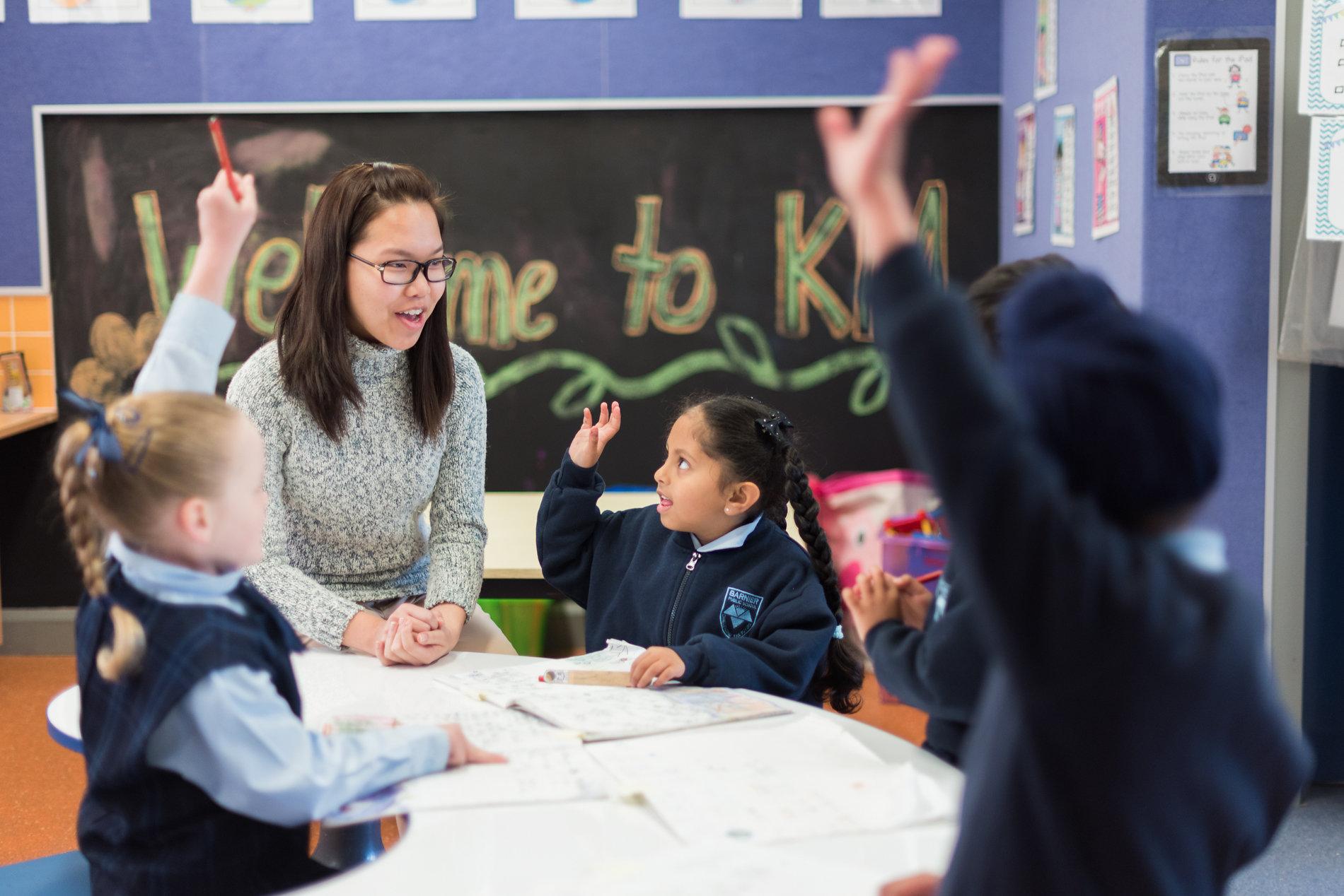 Teacher education at UTS