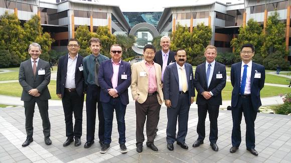 KTP Delegation to India