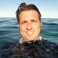 UTS C3 PhD candidate Marco Giardino