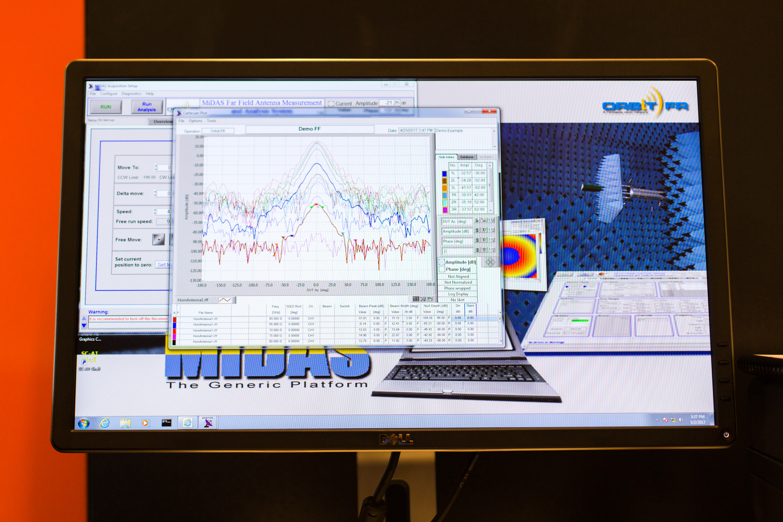 MiDAS, a user-friendly antenna measurement software suite