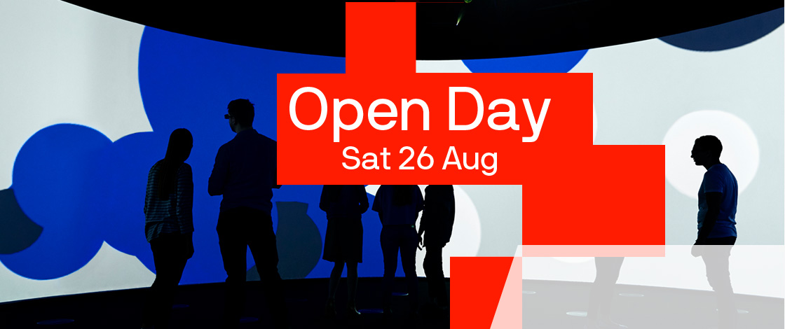 UTS data visualisation for Open Day 2017