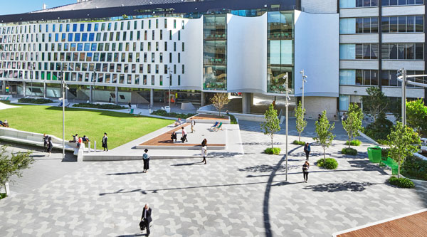 Awards university of technology sydney for Landscape design jobs sydney