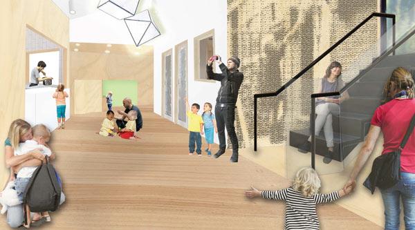 Blackfriars Children's Centre