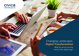 Digital Transformation: What do local councils need in the digital age?