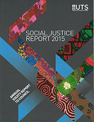 Social Justice Report cover