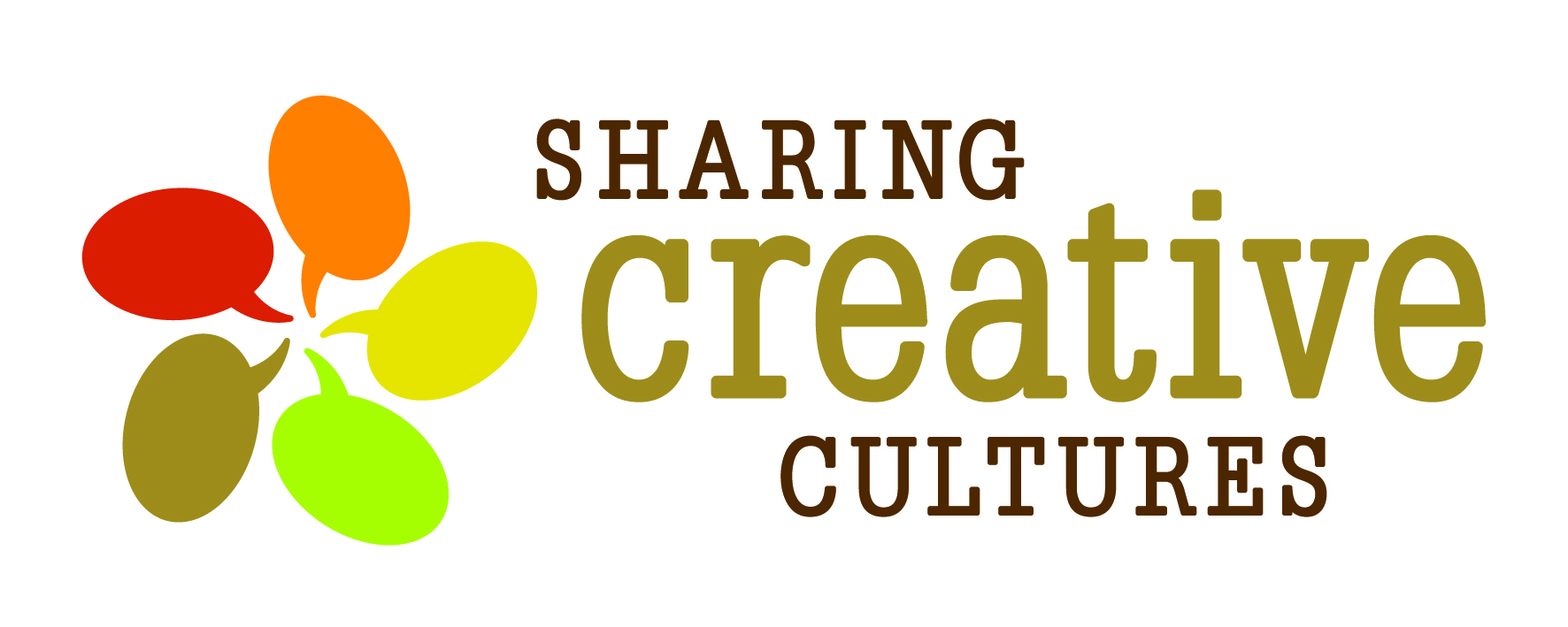 Sharing Creative Cultures logo