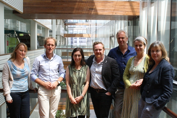 The Oxford International Primary Care Research Leadership Program visits UTS