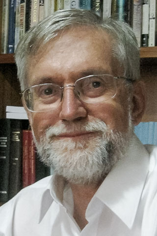 Photo of Dr Trevor Bird