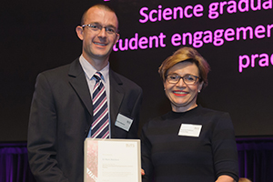 Dr Mark Watsford and Associate Professor Joanne Gray