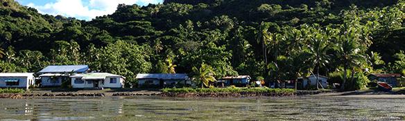 Village in Fiji