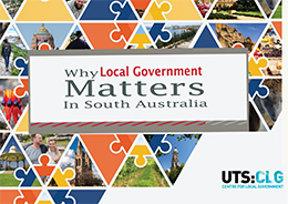 Why Local Government Matters in South Australia report cover