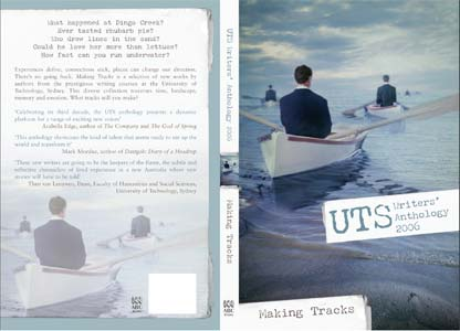 Cover of UTS Anthology 2006