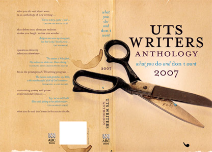 Cover of UTS Anthology 2007