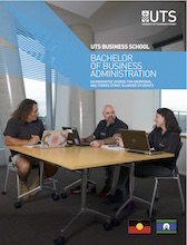 Bachelor of Business Administration Brochure