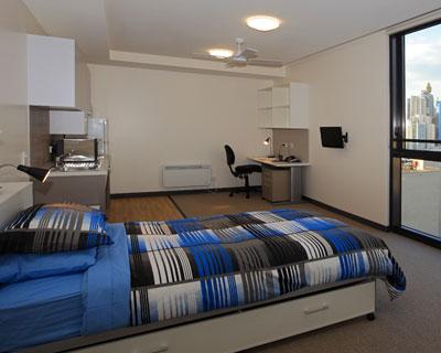 student housing tower university of technology sydney