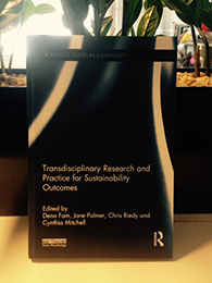photo of Transdisciplinary Research book
