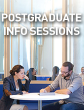 Business postgraduate info sessions