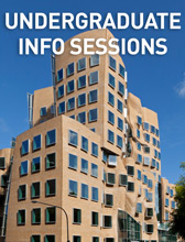 Business undergraduate info sessions