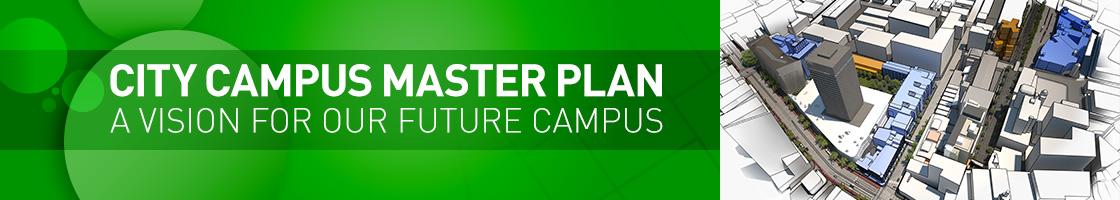 Campus Masterplan Banner