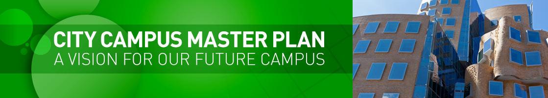 Campus Masterplan Banner 2015