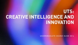 Creative Intelligence and Innovation digital course guide cover