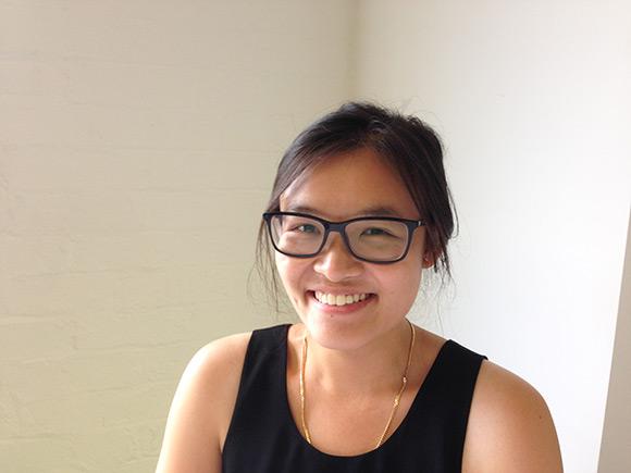 Chloe Yuen, 2015 Master of Architecture graduate
