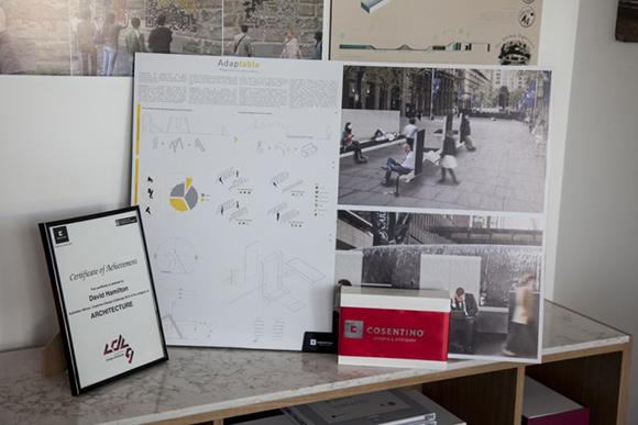 David Hamilton's entry in the Cosentino Design Challenge