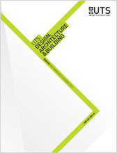 Master of Design course guide cover