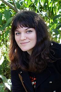 Creator of Imagining Time, UTS Master of Animation student Jelena Sinik.