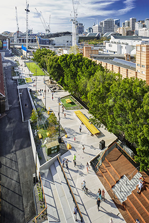 Watch this public space university of technology sydney for Landscape architecture courses sydney